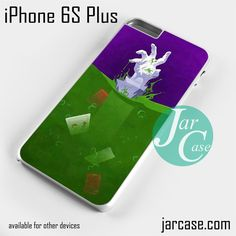 Joker Sink in Acid - Z Phone case for iPhone 6S Plus and other devices
