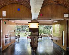 Sarabhai House. Le Corbusier. Manuel Bougot Photographer