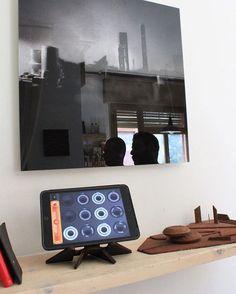 HERO stand & iPad mini. @romanfusils…