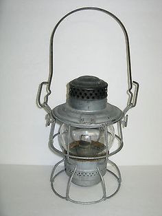VINTAGE HIRAM L PIPER CO. RAILROAD LANTERN ~ WITH ADLAKE KERO GLOBE for USD39.99 #Collectibles #Transportation #Railroadiana #RAILROAD Like the VINTAGE HIRAM L PIPER CO. RAILROAD LANTERN ~ WITH ADLAKE KERO GLOBE? Get it at USD39.99!