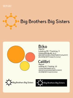 SHELBY GOBLE  Page Layout SP2016 SCC Project 3 Big Brothers Big Sisters