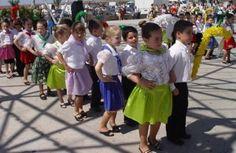 Crianças dão início às Festas de S. Pedro
