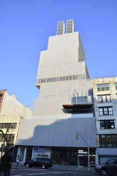 New Museum, New York, Nova Iorque, NYC, Manhattan, USA, EUA