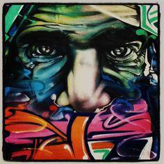 BOGOTA STREET ART, 1