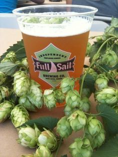 Full Sail Brewing Company - Hood River, Or