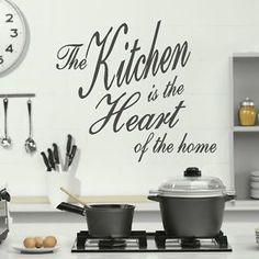 45 fantastiche immagini su Decorare le pareti della cucina | Wall ...