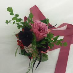 Corsage inspo. | by Flower Jar