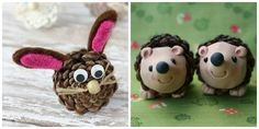 pine cone crafts for tots Pinecone Owls, Pinecone Crafts Kids, Pine Cone Crafts, Crafts For Kids, Love Bugs, Mud Pie, Pine Cones, Upcycle, Activities