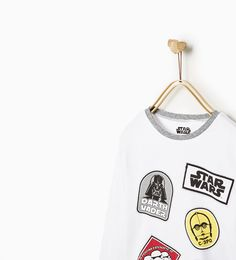 75148cf4 Image 1 of SUPERHERO T-SHIRT from Zara | what to wear-toddler | Zara ...