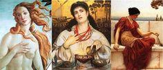 Arriva il test per scoprire quale personaggio mitologico femminile sei