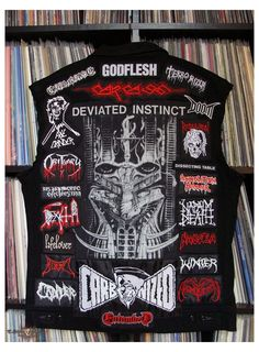 Band Patches, Pin And Patches, Thrasher, Pride And Glory, Heavy Metal Fashion, Crust Punk, Punk Jackets, Battle Jacket, Punk Rock Fashion