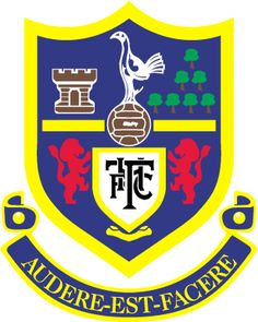 Tottenham Hotspur old badge Soccer Art, Soccer Logo, Football Team Logos, British Football, English Football League, European Football, Fcb Logo, Tottenham Hotspur Football, Soccer Highlights