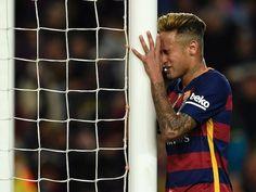 Neymar throws bottle makes wage boast?