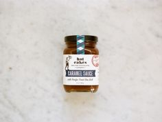 Hot Cakes Caramel Sauce with Pacific Coast Sea Salt from Eat Boutique Shop