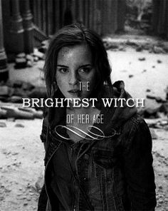 Hermione Granger The Brightest Witch of Her Age