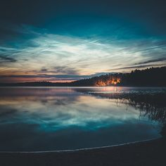 Hope everyone is doing good! You can see noctilucent clouds in Finland mostly in Summer and Autumn. #visitfinland Check out @worldphotoorg #WPOfavs where I'm featured for this week!