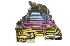 Here's How To Grow Bismuth Crystals