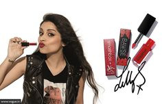 IISuperwomanII Releases Signature Lipstick Like A Bawse! #youtuber #famous #canada #canadian #india #indian #youtube #celebrity