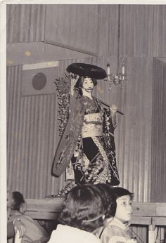 My mother(fujimusume)