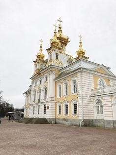 peterhof palace in r
