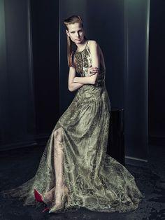 Vogue Japan June 2014 | Elisabeth Erm | Sebastian Kim