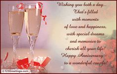 Get Happy Wedding Anniversary Wishes images HD, Latest Images of Wedding Anniversary Wishes, Cute and Lovely Pics of Happy Marriage Anniversary Happy Marriage Anniversary Quotes, Anniversary Verses, Happy Anniversary Messages, Anniversary Quotes For Couple, Happy Wedding Anniversary Wishes, Anniversary Greeting Cards, Anniversary Ideas, Anniversary Funny, For Facebook
