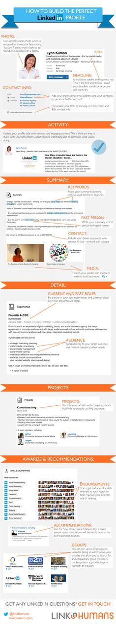 LinkedIn Profile 13 Ways to Make Your LinkedIn Profile Great