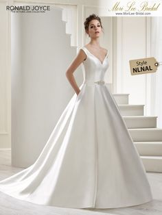 c0be3cf63eac Mori Lee Bridal Store Tienda Online de Vestidos de Novias. Stili Di Abiti  Da SposaAbito Da Sposa Con Scollo A VShopping ...