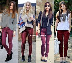 burgundy♡