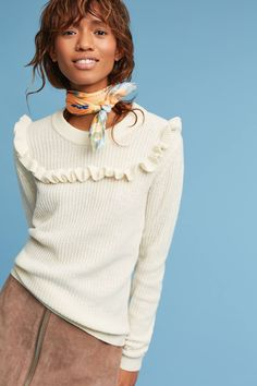 Shop the Tamara Ruffled Pullover and more Anthropologie at Anthropologie today. Read customer reviews, discover product details and more.
