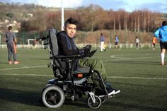 Manchester United hire coach who uses a wheelchair - could be next Fergie