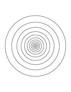 11 Concentric Circles