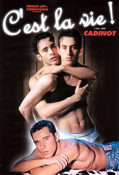 C'est la vie un film de Jean-Daniel CADINOT http://www.cadinot.fr/fr/dvd/detail/12650-est-la-vie/?studio=1368&c'est+la+vie=cadinot&dvd+gay=video+film   Comme d' habitude Cadinot pose un regard lucide sur notre univers. Déclencher les événements, avoir l'impudence d'obtenir ce qu'on souhaite ou celui qu'on kiff : c'est la vie ! Se laisser emmener par le mouvement général et avec bonheur accepter les pulsions des autres : c'est la vie !