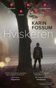 Hviskeren av Karin Fossum (Innbundet) Books 2016, Ragnar, Any Book, Author, Reading, Movie Posters, Films, Movies, Film Poster