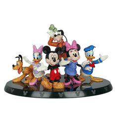 Swarovski Disney Mickey   Friends LE 2018, 5301568   Duty Free Crystal d59c6509396b