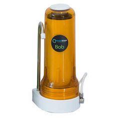 Настольный проточный фильтр Bob Mango (оранжевый)