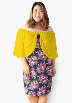 Have an amazingly fabulous day wearing this off-shoulder ribbon layer dress. Spandex and neoprene fabric, gartered chest all around shoulders. Go slip into this for another awesomely wonderful look!