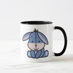 Disney Eeyore ringer Mug #aff