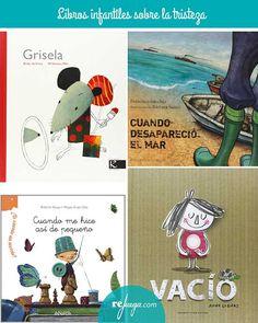 Libros para niños sobre la tristeza