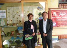 Artesana Rosa Palomino, promotora y maestra de la Arpilleria en Perú, constructora de identidad y tradiciones artesanales en los pueblos de Pucallpa y Villa Maria del Triunfo en Lima.