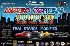 Car show alert! Show Must Go On, Car Show, Philippines, Restoration