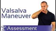 Valsalva Maneuver, Massage, Medical Advice, Assessment, Helping People, Online Courses, Health Care, Student, Education