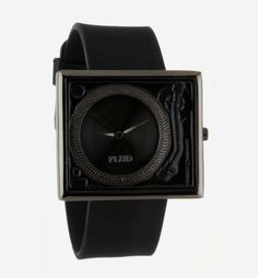 FLUID TableTurns (Gunmetal/Black) #watch