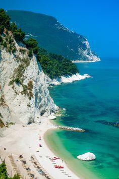 Riviera del Conero - Sirolo, Marche, Italia