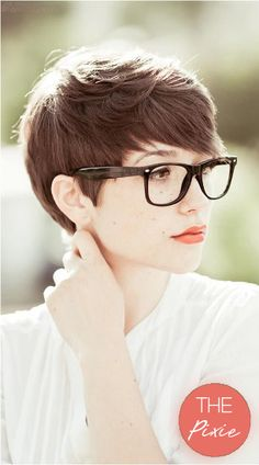 The Pixie! The perfect time to try out a pixie is summer! | Summer Hairstyles ♥