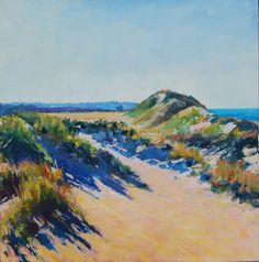 Painting for sale by Peter Witt   60 x 60 cm   Experienced Artist