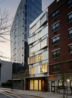 Switch Building by nARCHITECTS, New York, N.Y., United States