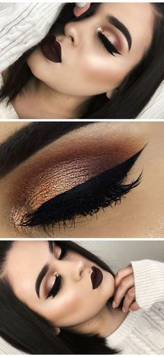10 Hottest Eye Makeup Looks – Makeup Trends #Makeup #Eye
