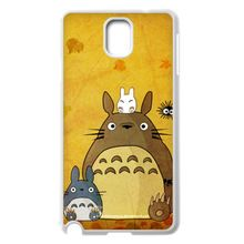 Custom Anime Funny Cute My Neighbor Totoro And Friends Cool Unique for Samsung Galaxy S3 S4 S5 S6 Note 2/3/4 Case Cover(China (Mainland))
