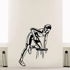 Wall Decal Vinyl Sticker Sport Gym Fitness Body-building Decor Sb835 ElegantWallDecals http://www.amazon.com/dp/B012N5YIG6/ref=cm_sw_r_pi_dp_G8jYvb1TE14AP